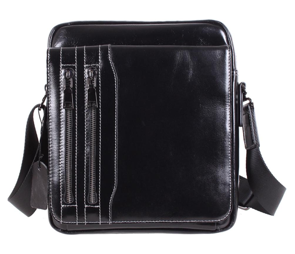 Кожаная мужская сумка 140071