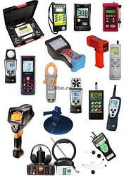 Измерители и инструменты для анализа