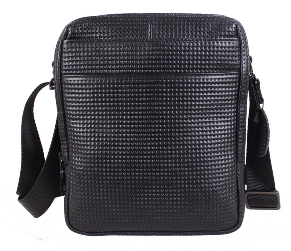 Кожаная мужская сумка 140074