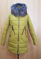 Женская зимняя куртка-пуховик от производителя