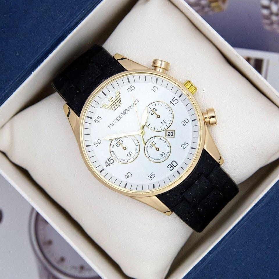 Кварцевые часы Armani