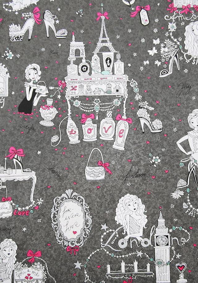 Бумажные обои Erismann My life is sweet Арт. 7310-47