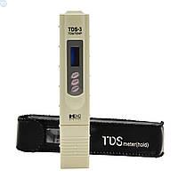 Анализатор качества воды TDS Meter-3 со встроенным термометром