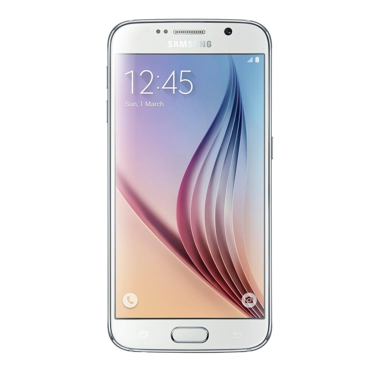 Samsung Galaxy S6 32GB (White Pearl)