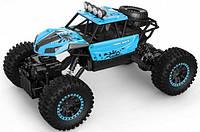 Автомобиль OFF-ROAD CRAWLER на р/у SUPER SPORT голубой, 1:18 Sulong Toys (SL-001B)