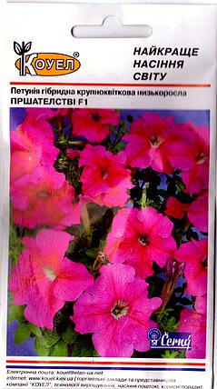 Семена петунии Пршательстви Ф1 15шт Коуел, фото 2