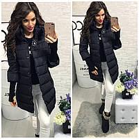 Женская куртка Шанель с довазаными рукавами