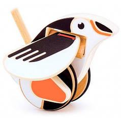 Каталка Пингвин, Мир деревянных игрушек