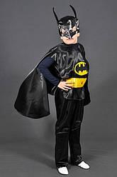 Детский карнавальный костюм БЭТМЕН для мальчика 5,6,7,8,9,10,11 маскарадный костюм БЭТМЕНА, ГЕРОИ В МАСКА 327
