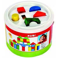 Кубики в ведре (30 шт.), Bino
