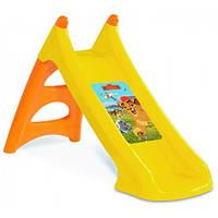 Горка Львиная стража с водным эффектом, Smoby Toys
