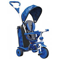 Детский велосипед Spin синий, Y Strolly