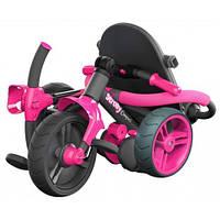 Детский велосипед Compact розовый, Y Strolly