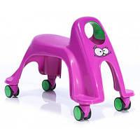 Детская каталка Whirlee (лиловый неон), Toy Monster