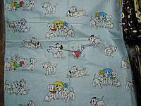 Комплект постельного белья для новорожденного Долматинцы