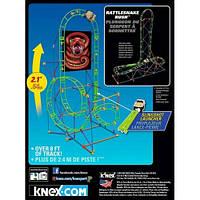 Американские горки - Кольцо кобры (201 деталь), набор для конструирования, Knex