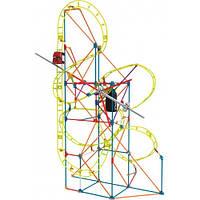 Американские горки - Часы (305 деталей), набор для конструирования, Knex