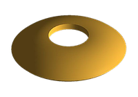 Стойки стабилизатора передней шайба втулки (ориг.) Chery amulet A11-2906027