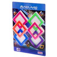 Детский магнитный конструктор дополнительный набор 6 деталей, MagPlayer