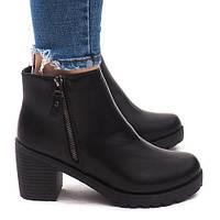 Модные ботинки женские весна-осень 2017