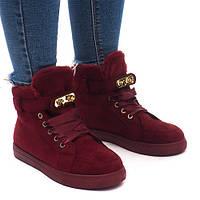 Зимние польские ботинки по доступной цене