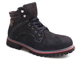 Ботинки зимние для стильных мужчин