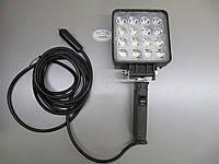 Фара искатель LED GV1210-48W  12-24В. https://gv-auto.com.ua, фото 1