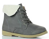 Женские ботинки на зиму, тёплые и удобны