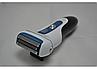 Аккумуляторная 3D Электробритва Мужская GEMEI GM-7713 am, фото 7