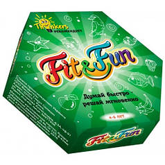 Fit and Fun для детей 4-6 лет (русский язык), Thinkers 20401