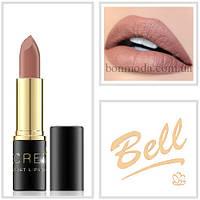 Стойкая матовая помада Secretale Velvet Lipstick Bell № 01