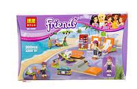 "Конструктор Friends ""Скейт-парк"" аналог Lego лего 41099 - 202 детали"