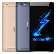 "Смартфон Leagoo Shark 5000, 13/5Мп, 5000 мАч, 5.5"" IPS, 1/8Gb, 4 ядра, 2sim, 3G, GPS, фото 1"