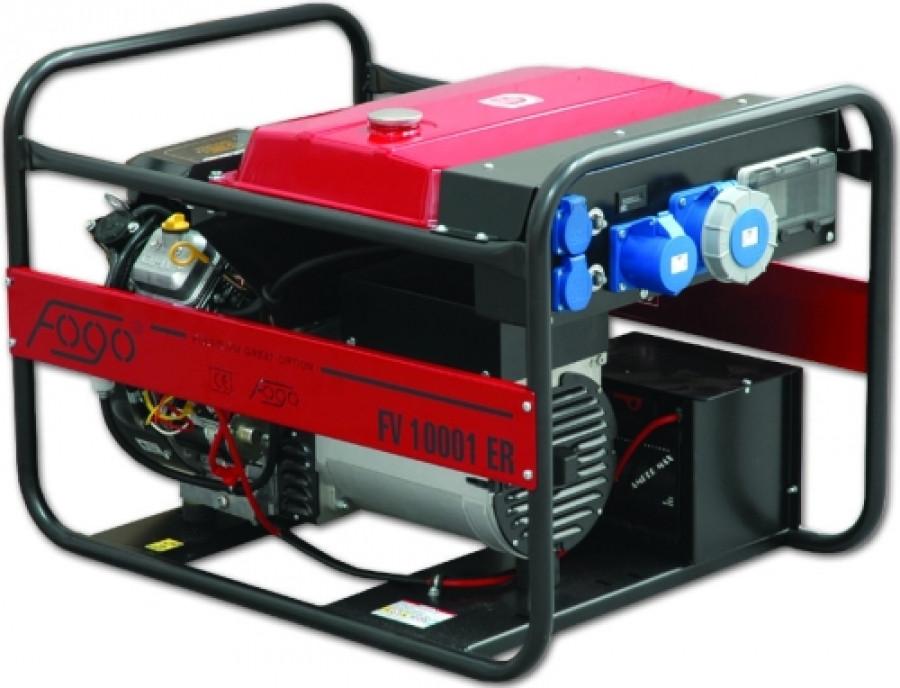 Бензиновый генератор Fogo FV 10001 ER