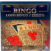 Бинго, настольная игра, Spin Master Games