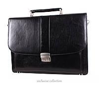 Кожаный деловой портфель «Безупречный II»