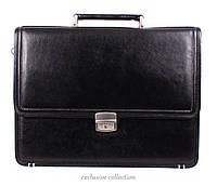 Кожаный деловой портфель 140077, фото 1