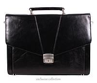 Кожаный деловой портфель 140079, фото 1