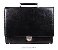 Кожаный деловой портфель 140083, фото 1