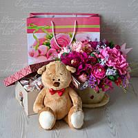 Букеты и подарочные корзины
