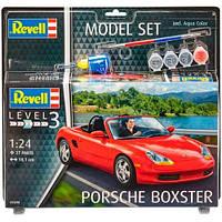 Model Set Автомобиль Porsche Boxster, 1:24, Revell