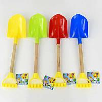 Лопата детская для снега 3077 4 цвета