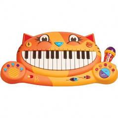 Котофон, Музыкальная игрушка пианино свет, звук, Battat BX1025Z