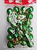 Новогодние елочные шары ( 3 см. 24 шт. упаковка )