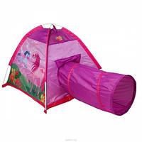 Единорог, игровая палатка с туннелем, Five stars