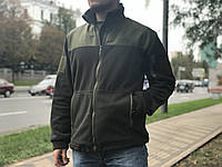 Куртка флисовая тактическая Max-SV (олива)