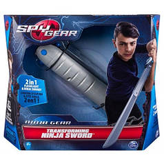 Ниндзя, меч-трансформер с фонариком, Spy Gear SM15246