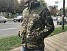 Куртка флисовая тактическая Max-SV (мультикам)