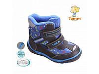 Ботинки зимние 1567C, 27р. (17см) TOM.M