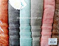 Набор полотенец  Blue Soft 70*140 TWO DOLPHINS 6 шт./уп., Турция 053